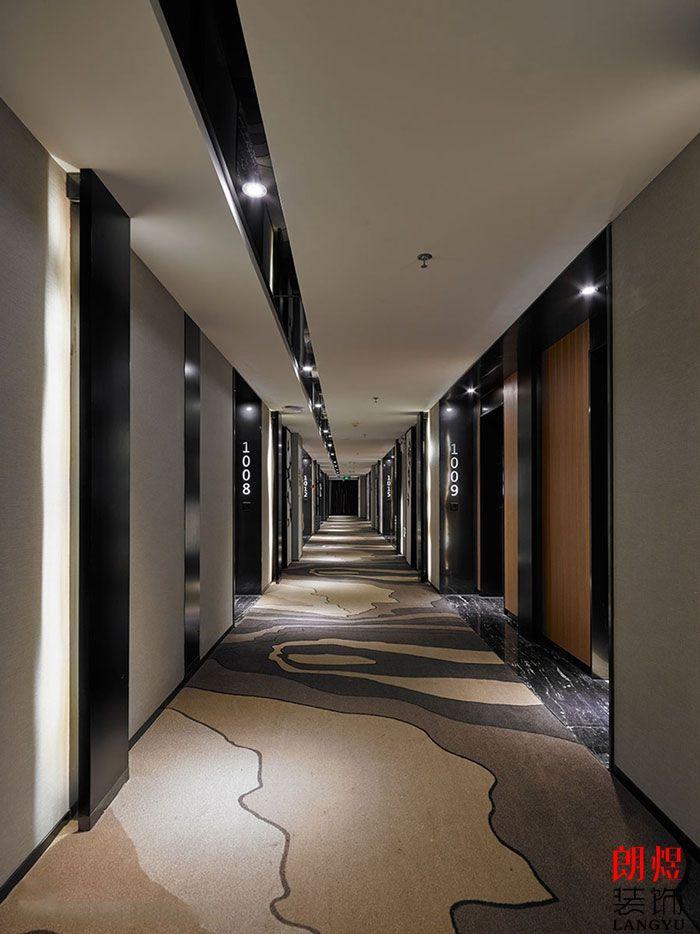 酒店室内过道设计