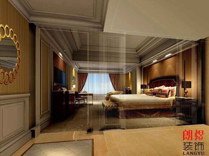 资深的成都酒店装修设计