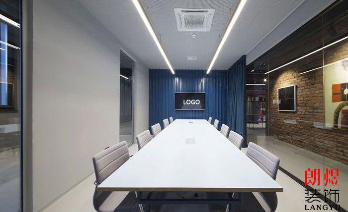广告公司办公室设计