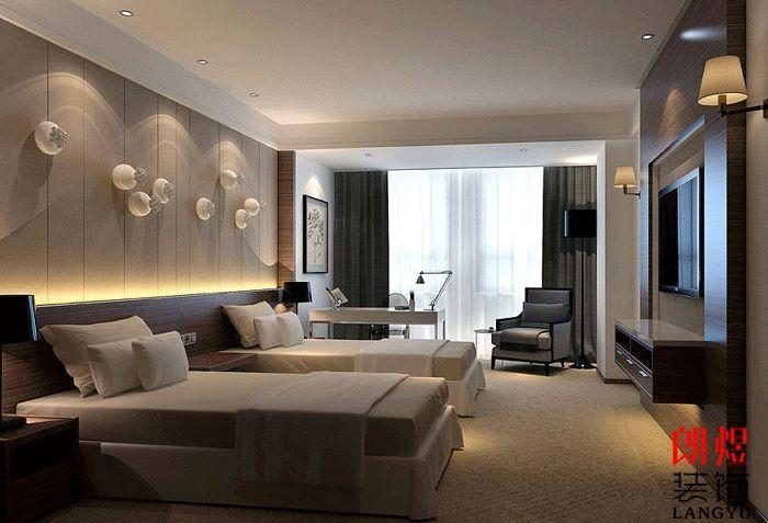 酒店装修设计客房