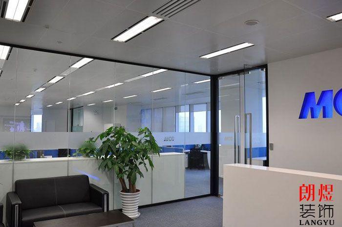 办公室装饰玻璃设计