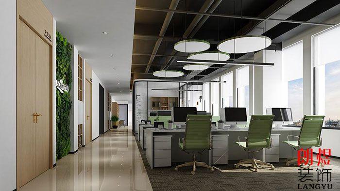 办公室装饰色彩设计