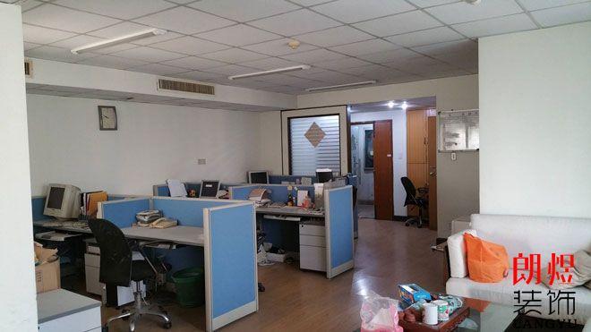 二手办公室装修