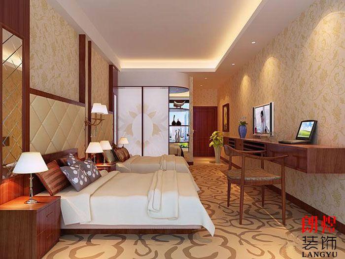 小型酒店装修设计