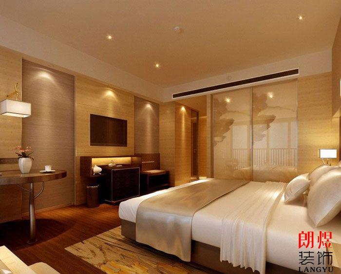 酒店装修客房