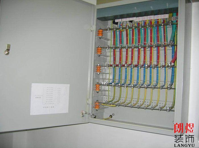 办公室装修配电箱回路怎么分?开关怎么选?