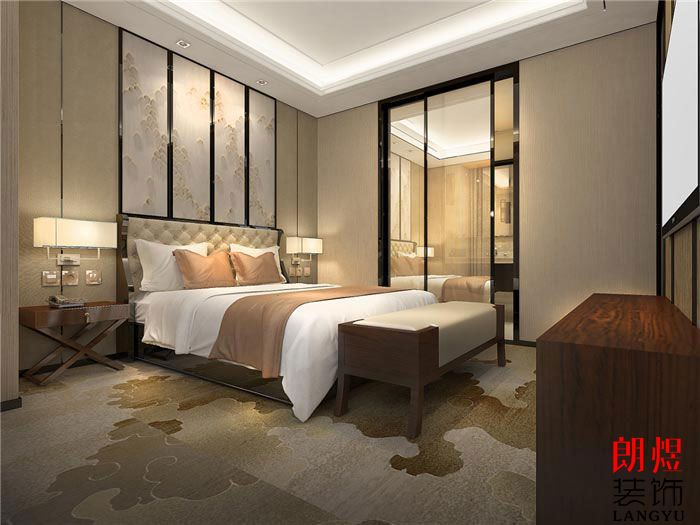 酒店客房装修