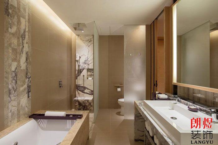 酒店卫生间装修