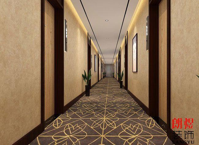 酒店走廊装修