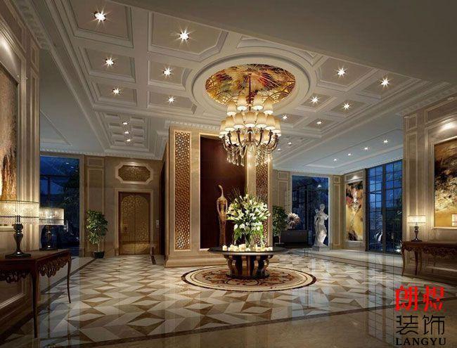 假日酒店装修设计有哪些注意事项?