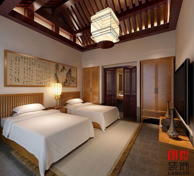 酒店新中式风格