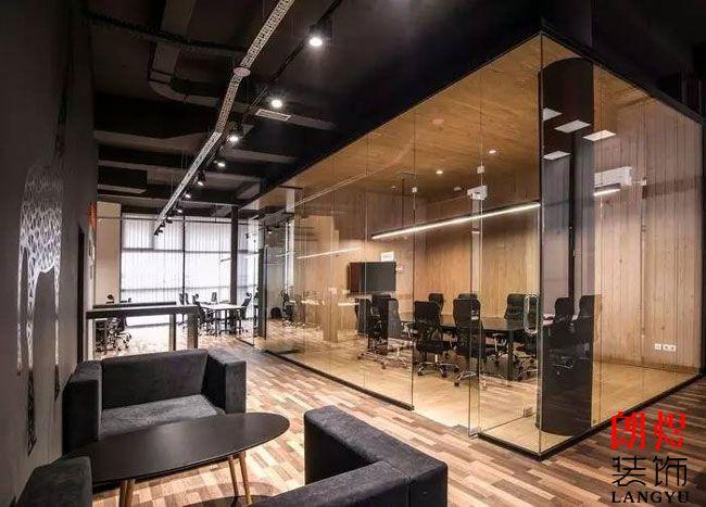 五个办公室装修改造技巧,打造完美空间