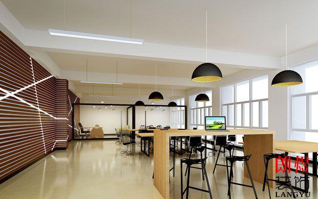 200平方办公室设计