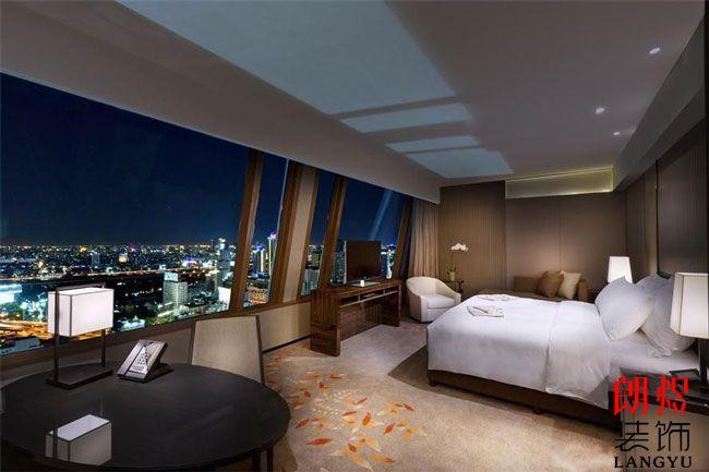 成都精品酒店装修的5大设计理念