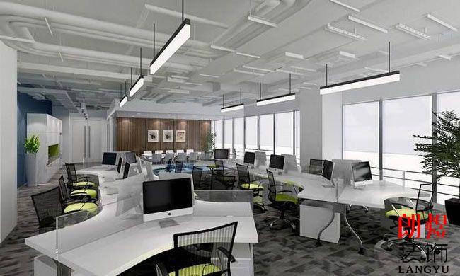 成都办公室装修之办公室装修细节