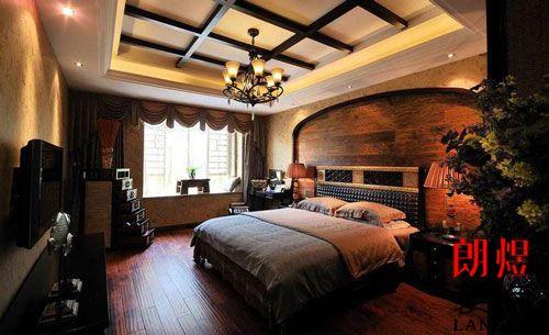 酒店装修设计风格之美式装修设计风格