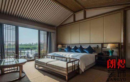 酒店装修设计风格之禅意新中式风格