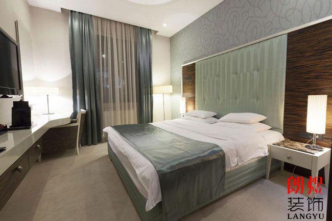 成都酒店装修客房设计需要注意的细节问题