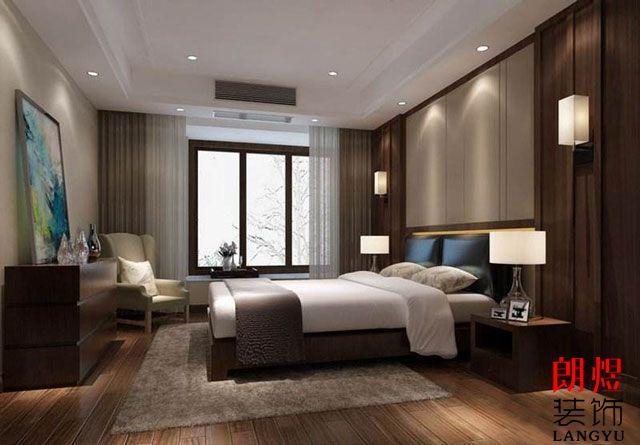 酒店设计 新中式风格
