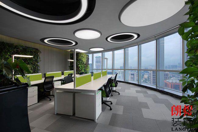 舒适的办公空间装修设计,从哪几方面考虑?