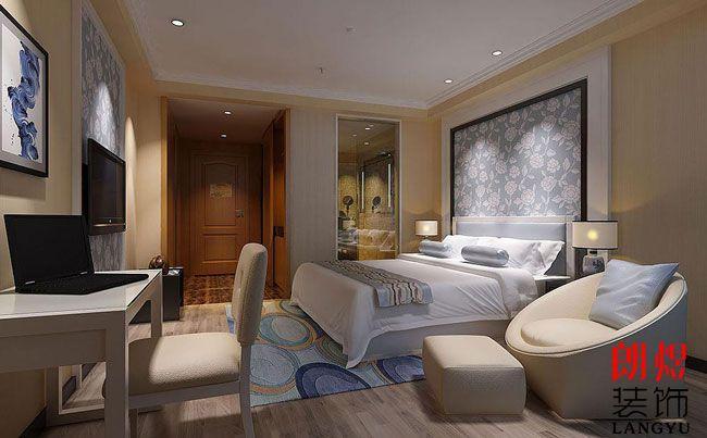 成都现代风格商务酒店设计说明和要求