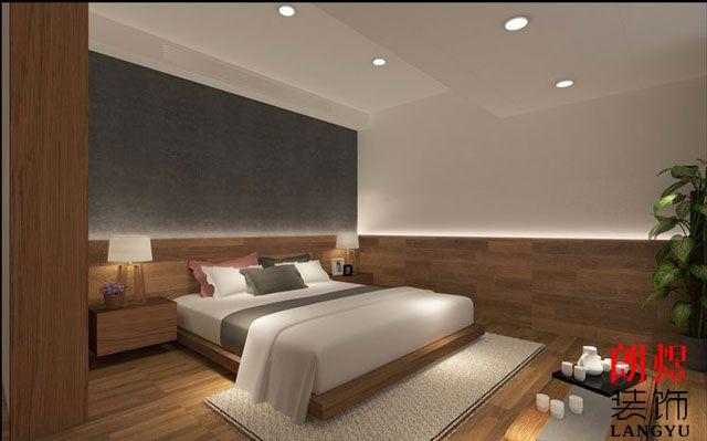 酒店装修禾式风格
