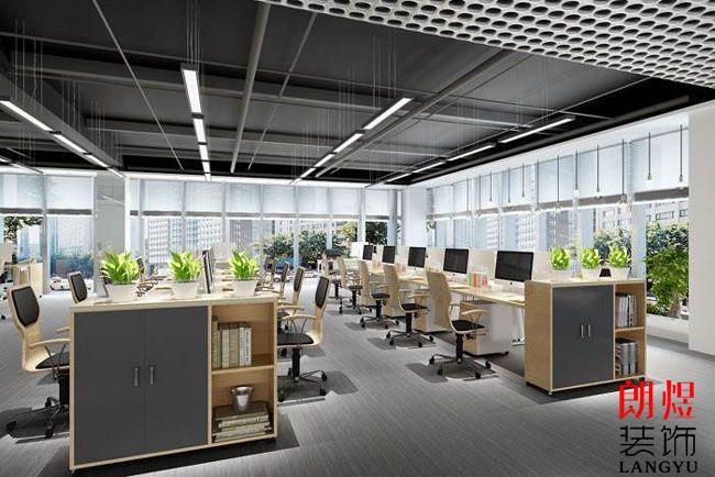 成都办公室装修找哪家办公装修公司?靠谱