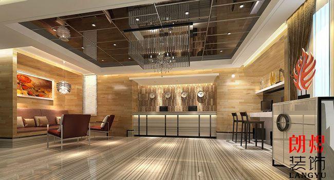 酒店大堂装修设计