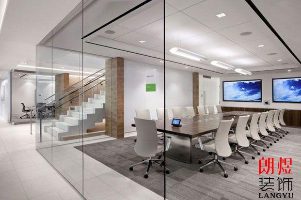 现代简约办公装修设计,为什么受到很多人喜欢?