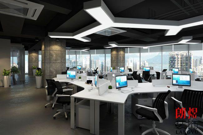 专业办公室装修公司选择可从哪几方面考虑?