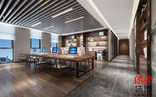 办公室设计装修为什么推荐现代简约风格?