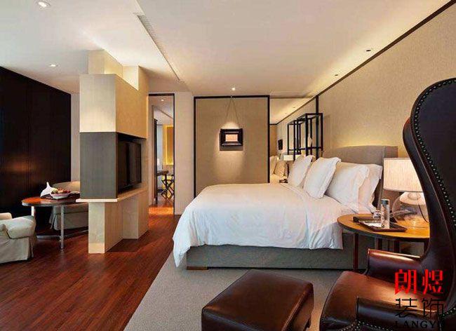 成都酒店装修客房设计标准尺寸参考