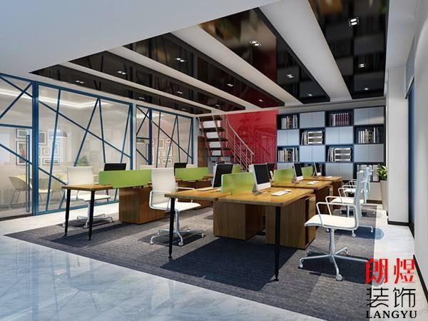 什么是适合自己企业的办公空间装修设计?