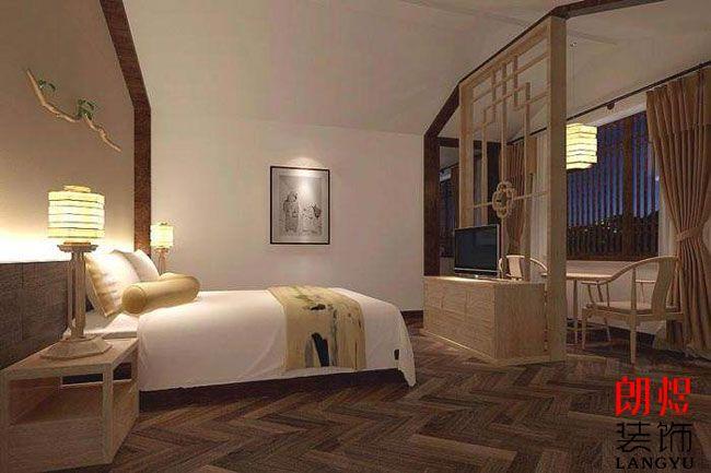 特色主题酒店装修设计需具备的五大要素