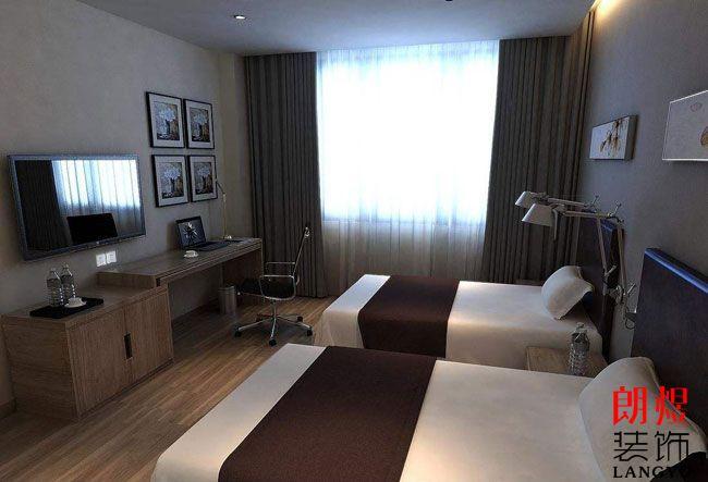 四个实用的城市快捷酒店装修空间布局技巧