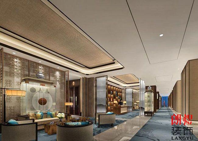 星级酒店设计功能需求分析