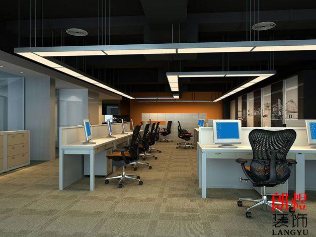 成都企业办公室装修怎么设计风格,舒适又高端?