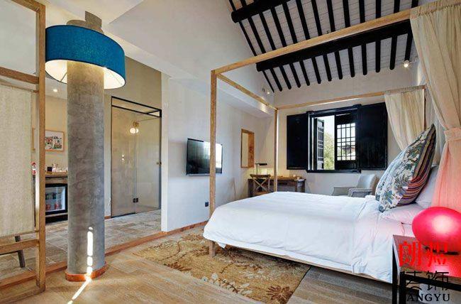 酒店设计客房