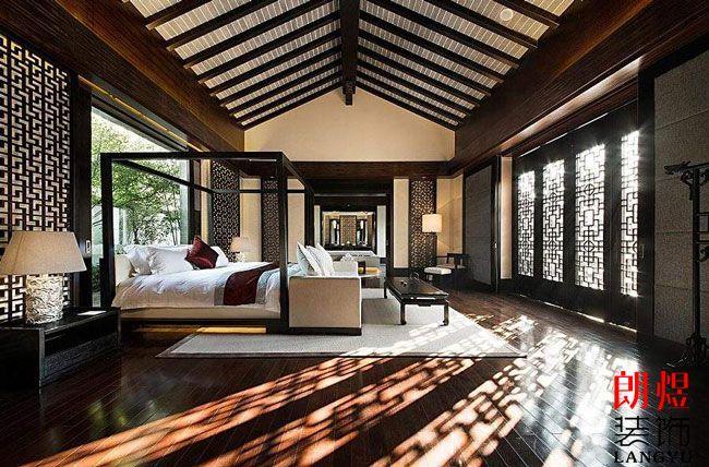 纯中式酒店如何装修设计才更能吸引人?