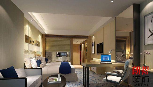 星级酒店设计客房装修效果图