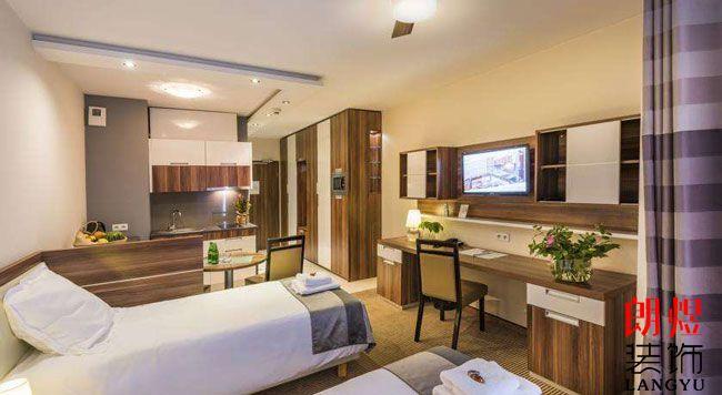 酒店公寓式装修设计