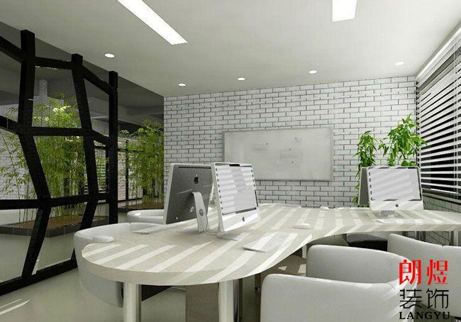 四川省成都市办公室装修设计公司:朗煜装饰