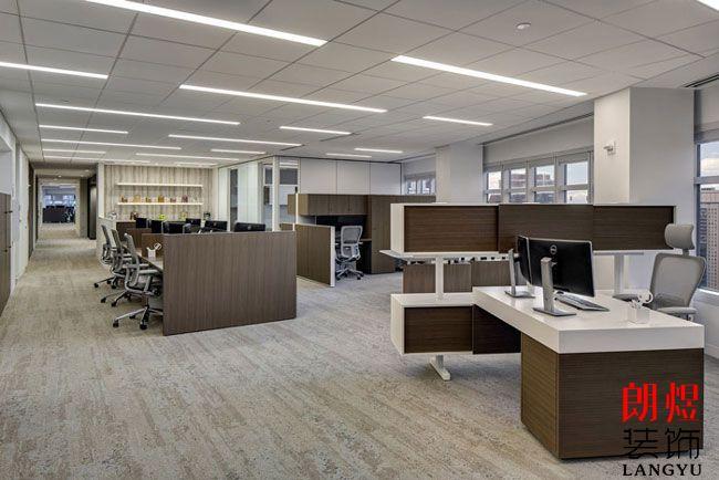 办公室装修设计公司采光