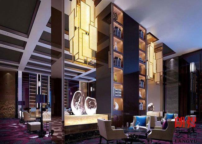 星级酒店设计装饰都要哪些摆件?