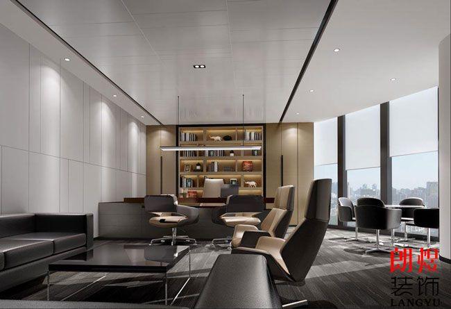 老板办公室装修设计可以根据哪些设计理念?