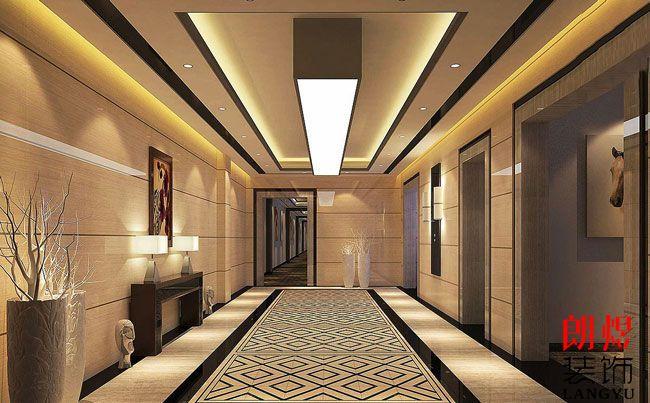 城市商务酒店装修设计
