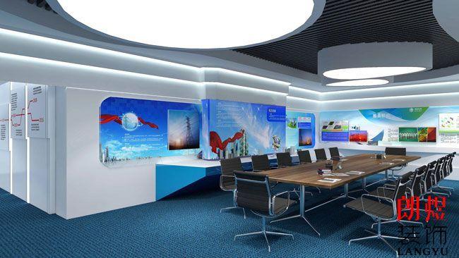 办公室装修公共区域设计说明