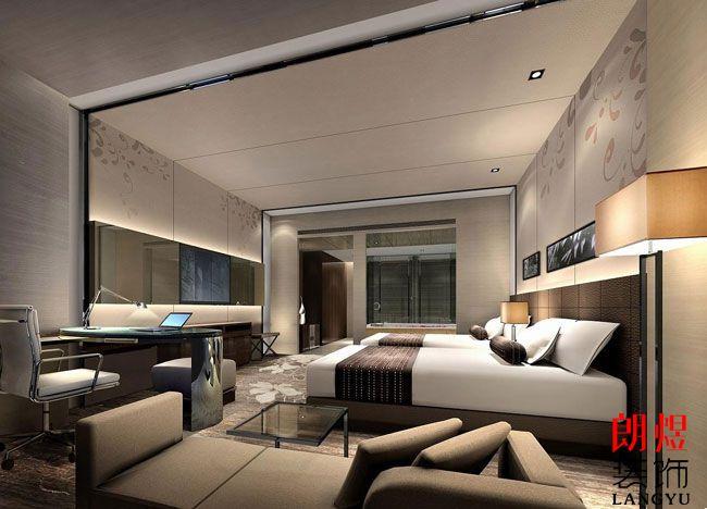 酒店客房设计