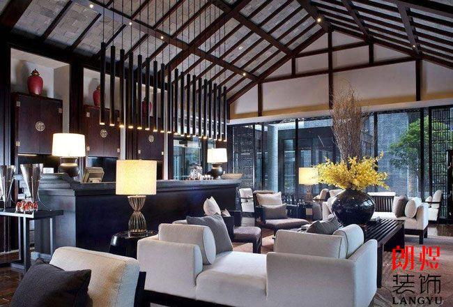 度假酒店装修设计时如何塑造文化感?