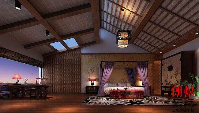 度假酒店客房装修设计